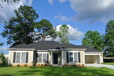 Lee County Single Family Home For Sale: 219 Robertson Drive