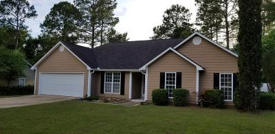 Lee County Single Family Home For Sale: 166 Stapleton Drive