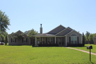 Lee County Single Family Home For Sale: 101 Oakwood Court