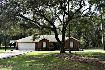 Lee County Single Family Home For Sale: 214 Churchill Circle