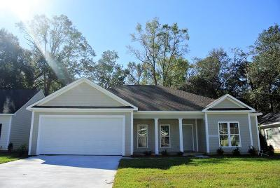 Lee County Single Family Home For Sale: 117 Senah Drive