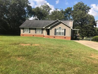 Lee County Single Family Home For Sale: 101 Laurelbrook Drive