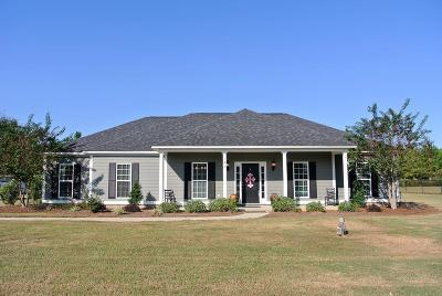 Lee County Single Family Home For Sale: 106 White Oak Dr