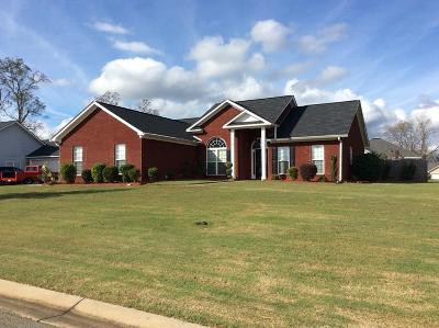 Lee County Single Family Home For Sale: 137 Morning Mist Drive