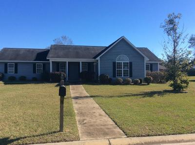 Lee County Single Family Home For Sale: 101 Birchwood Drive