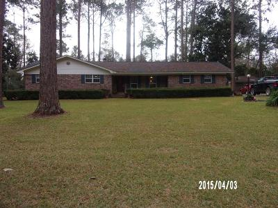 Lee County Single Family Home For Sale: 120 Churchill Circle