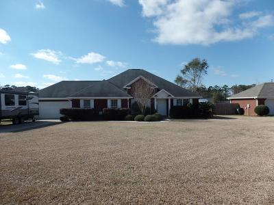Lee County Single Family Home For Sale: 108 Oakwood Court