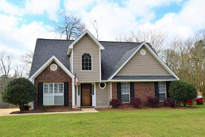 Lee County Single Family Home For Sale: 110 McIntosh Road