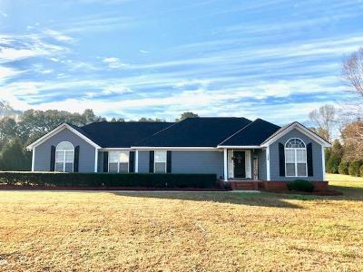 Lee County Single Family Home For Sale: 126 Joe Toole Drive