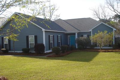Lee County Single Family Home For Sale: 125 Summerfield Drive