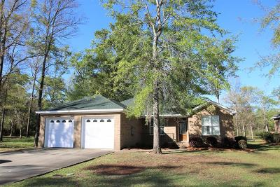 Lee County Single Family Home For Sale: 204 Saxton Place