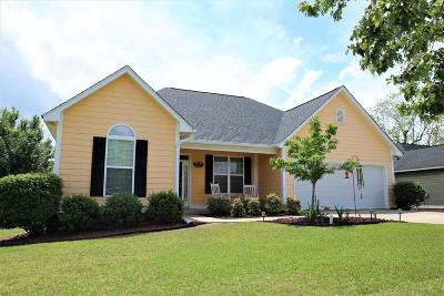 Lee County Single Family Home For Sale: 113 Flat Ridge Court