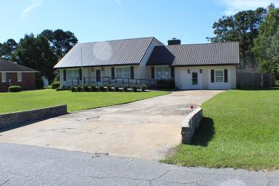 Lee County Single Family Home For Sale: 130 Cannon Avenue