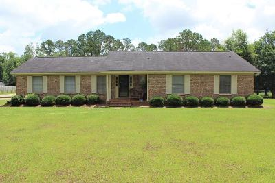 Lee County Single Family Home For Sale: 205 Story Lane