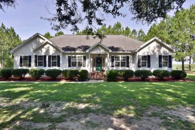 Lee County Single Family Home For Sale: 436 Lovers Lane Road