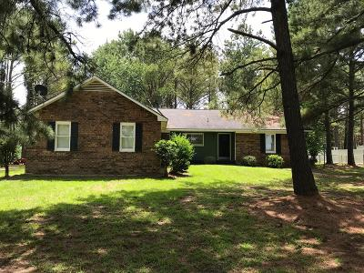 Lee County Single Family Home For Sale: 2495 Old Smithville Hwy N