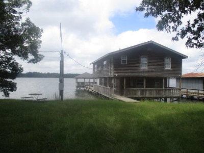Lake Blackshear, Cordele, Warwick, Arabi, Ashburn, Rebecca, Sycamore Single Family Home For Sale: 382 Lakeshore Drive