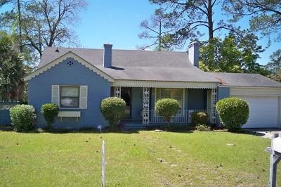 Lake Blackshear, Cordele, Warwick, Arabi, Ashburn, Rebecca, Sycamore Single Family Home For Sale: 816 S 4th St