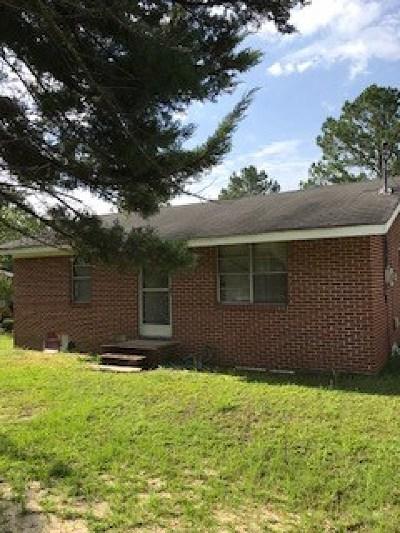 Lake Blackshear, Cordele, Warwick, Arabi, Ashburn, Rebecca, Sycamore Single Family Home For Sale: 154 E 3rd Street