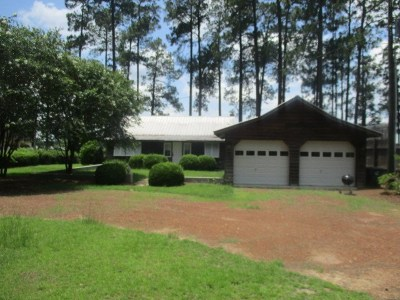 Lake Blackshear, Cordele, Warwick, Arabi, Ashburn, Rebecca, Sycamore Single Family Home For Sale: 2143 Lakeshore Ct
