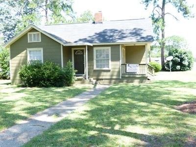 Lake Blackshear, Cordele, Warwick, Arabi, Ashburn, Rebecca, Sycamore Single Family Home For Sale: 815 East 17th Avenue