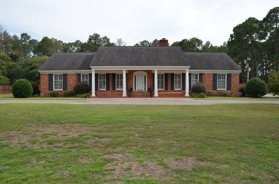 Lake Blackshear, Cordele, Warwick, Arabi, Ashburn, Rebecca, Sycamore Single Family Home For Sale: 720 E 31st Ave