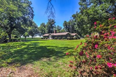 Lake Blackshear, Cordele, Warwick, Arabi, Ashburn, Rebecca, Sycamore Single Family Home For Sale: 1534 W Hwy 280