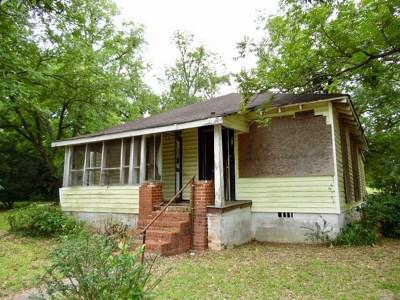 Lake Blackshear, Cordele, Warwick, Arabi, Ashburn, Rebecca, Sycamore Single Family Home For Sale: 815 W 18th Ave.