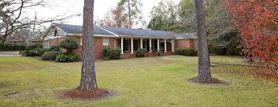 Lake Blackshear, Cordele, Warwick, Arabi, Ashburn, Rebecca, Sycamore Single Family Home For Sale: 714 E 23rd Avenue