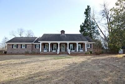 Lake Blackshear, Cordele, Warwick, Arabi, Ashburn, Rebecca, Sycamore Single Family Home For Sale: 114 Brier Patch Road