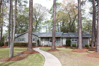 Lake Blackshear, Cordele, Warwick, Arabi, Ashburn, Rebecca, Sycamore Single Family Home For Sale: 711 E 21st