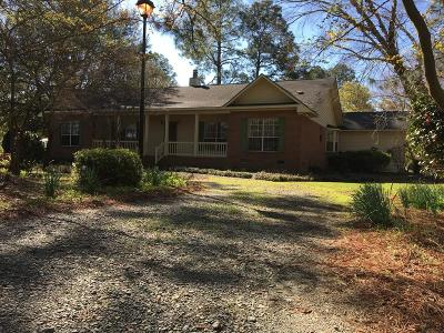 Lake Blackshear, Cordele, Warwick, Arabi, Ashburn, Rebecca, Sycamore Single Family Home For Sale: 510 E 29th Avenue