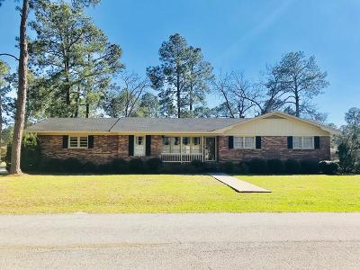 Lake Blackshear, Cordele, Warwick, Arabi, Ashburn, Rebecca, Sycamore Single Family Home For Sale: 716 E 28th Avenue