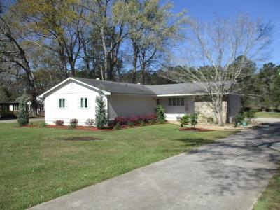 Lake Blackshear, Cordele, Warwick, Arabi, Ashburn, Rebecca, Sycamore Single Family Home For Sale: 142 Valhalla Rd