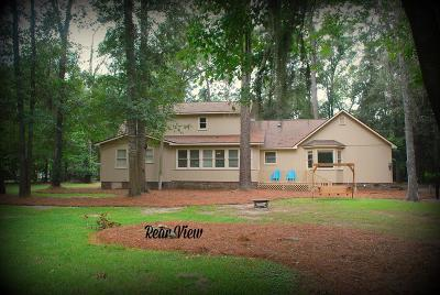 Lake Blackshear, Cordele, Warwick, Arabi, Ashburn, Rebecca, Sycamore Single Family Home For Sale: 142 N Valhalla Court