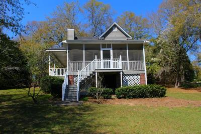 Lake Blackshear, Cordele, Warwick, Arabi, Ashburn, Rebecca, Sycamore Single Family Home For Sale: 107 N Cedar Creek Road