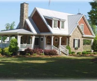 Lake Blackshear, Cordele, Warwick, Arabi, Ashburn, Rebecca, Sycamore Single Family Home For Sale: 636 Scenic Rt.