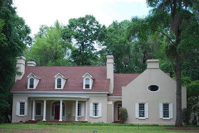 Lake Blackshear, Cordele, Warwick, Arabi, Ashburn, Rebecca, Sycamore Single Family Home For Sale: 107 N Valhalla Way