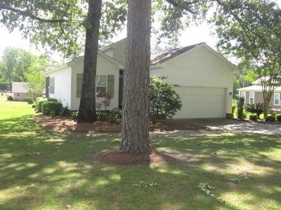 Lake Blackshear, Cordele, Warwick, Arabi, Ashburn, Rebecca, Sycamore Single Family Home For Sale: 113 Blue Heron Way