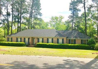 Lake Blackshear, Cordele, Warwick, Arabi, Ashburn, Rebecca, Sycamore Single Family Home For Sale: 1109 Stewart Avenue