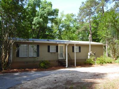 Lake Blackshear, Cordele, Warwick, Arabi, Ashburn, Rebecca, Sycamore Single Family Home For Sale: 135 Bryant Rd.
