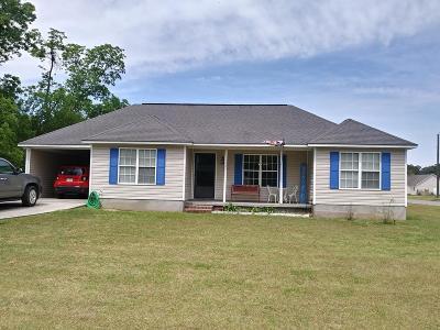 Ocilla, Irwinville, Chula, Wray , Abbeville, Fitzgerald, Mystic, Ashburn, Sycamore, Rebecca Single Family Home For Sale: 192 Wilson Ave.