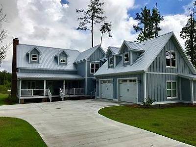Lake Blackshear, Cordele, Warwick, Arabi, Ashburn, Rebecca, Sycamore Single Family Home For Sale: 112` Lincolm Pinch Way