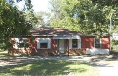 Lake Blackshear, Cordele, Warwick, Arabi, Ashburn, Rebecca, Sycamore Single Family Home For Sale: 603 E 2nd Avenue