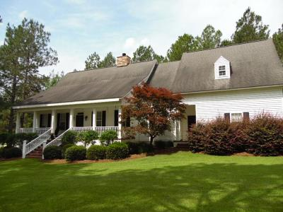 Lake Blackshear, Cordele, Warwick, Arabi, Ashburn, Rebecca, Sycamore Single Family Home For Sale: 114 Loblolly St.
