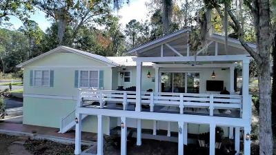 Lake Blackshear, Cordele, Warwick, Arabi, Ashburn, Rebecca, Sycamore Single Family Home For Sale: 496 Lakeshore Drive