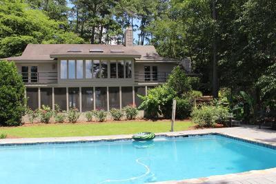Lake Blackshear, Cordele, Warwick, Arabi, Ashburn, Rebecca, Sycamore Single Family Home For Sale: 132 Scenic Rt