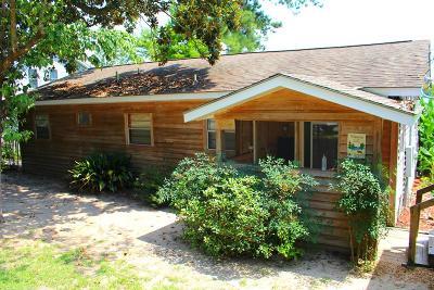 Lake Blackshear, Cordele, Warwick, Arabi, Ashburn, Rebecca, Sycamore Single Family Home For Sale: 190 Swift Creek Road