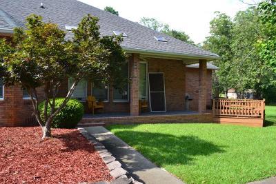 Lake Blackshear, Cordele, Warwick, Arabi, Ashburn, Rebecca, Sycamore Single Family Home For Sale: 107 Cedar Lake Circle
