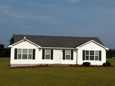 Lake Blackshear, Cordele, Warwick, Arabi, Ashburn, Rebecca, Sycamore Single Family Home For Sale: 114 Charlie Lee Circle